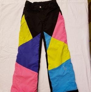 Spyder Girls Mimi Ski Snowboard Pants